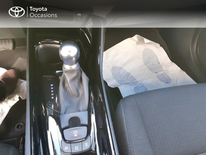 Photo 23 de l'offre de TOYOTA C-HR 122h Edition 2WD E-CVT RC18 à 20990€ chez Rizzon Auto - Toyota St Brieuc