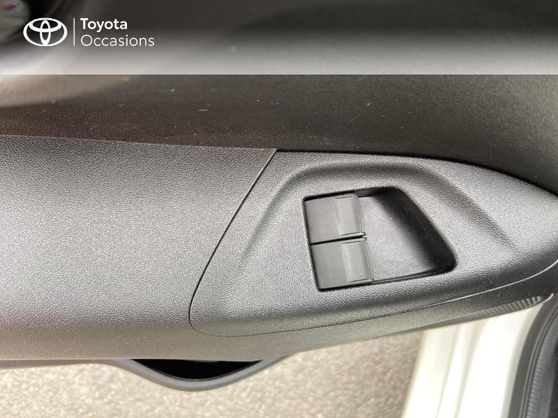 Photo 21 de l'offre de TOYOTA Aygo 1.0 VVT-i 69ch x-play 5p à 8990€ chez Rizzon Auto - Toyota St Brieuc