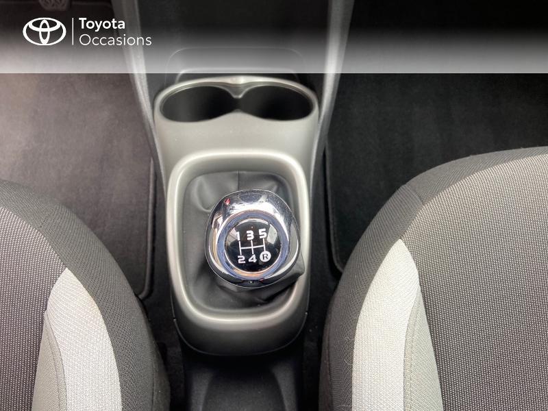Photo 23 de l'offre de TOYOTA Aygo 1.0 VVT-i 69ch x-play 5p à 8990€ chez Rizzon Auto - Toyota St Brieuc