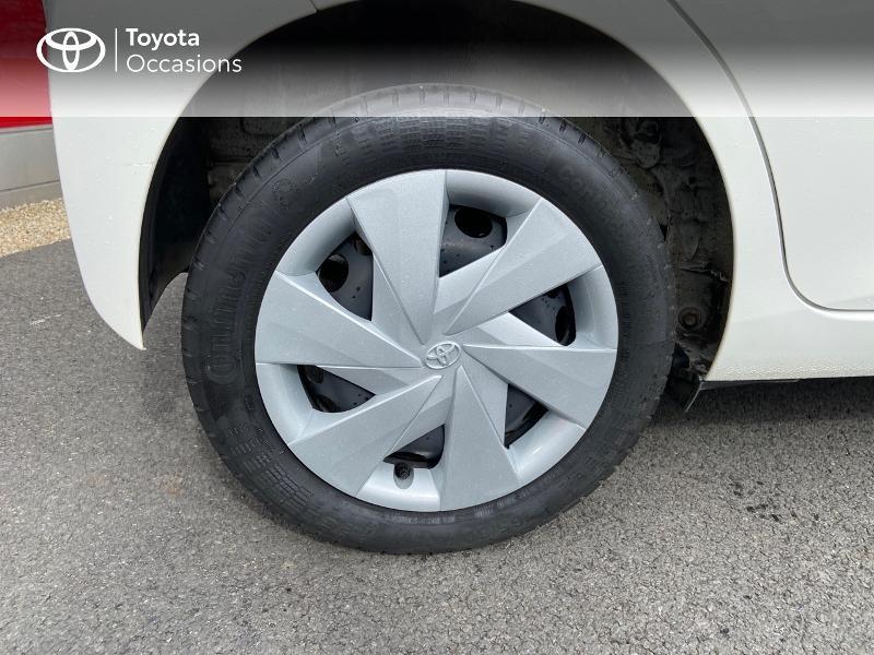 Photo 16 de l'offre de TOYOTA Aygo 1.0 VVT-i 69ch x-play 5p à 8990€ chez Rizzon Auto - Toyota St Brieuc