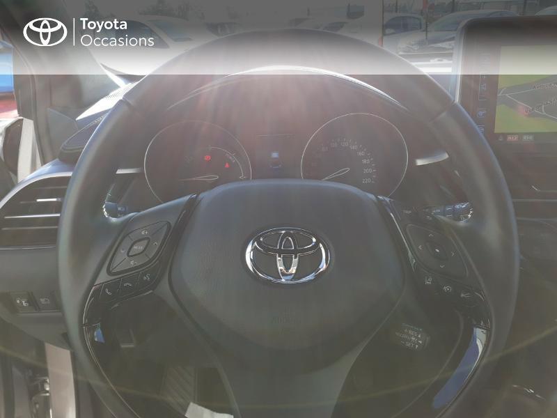 Photo 13 de l'offre de TOYOTA C-HR 122h Edition 2WD E-CVT RC18 à 20990€ chez Rizzon Auto - Toyota St Brieuc