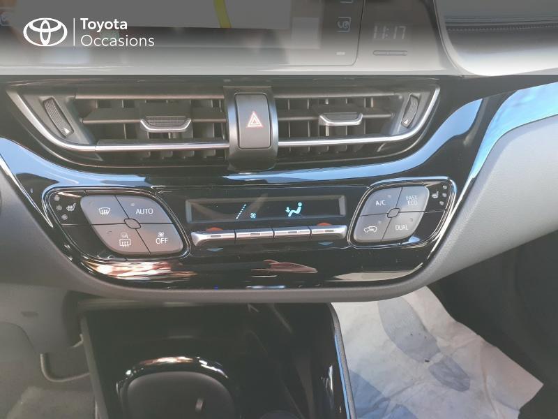 Photo 21 de l'offre de TOYOTA C-HR 122h Edition 2WD E-CVT RC18 à 20990€ chez Rizzon Auto - Toyota St Brieuc