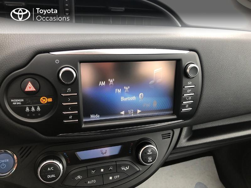 Photo 15 de l'offre de TOYOTA Yaris 100h Dynamic 5p MY19 à 13990€ chez Rizzon Auto - Toyota St Brieuc