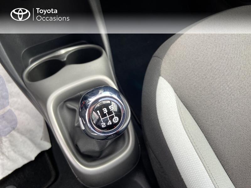 Photo 23 de l'offre de TOYOTA Aygo 1.0 VVT-i 72ch x-play 5p à 8990€ chez Rizzon Auto - Toyota St Brieuc