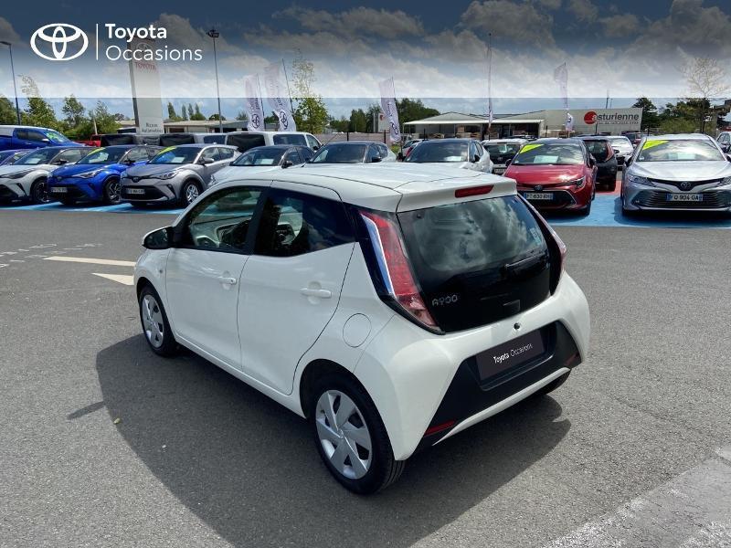 Photo 26 de l'offre de TOYOTA Aygo 1.0 VVT-i 72ch x-play 5p à 8990€ chez Rizzon Auto - Toyota St Brieuc
