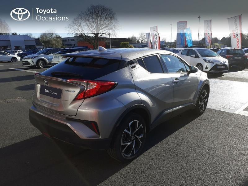 Photo 18 de l'offre de TOYOTA C-HR 122h Edition 2WD E-CVT RC18 à 20990€ chez Rizzon Auto - Toyota St Brieuc