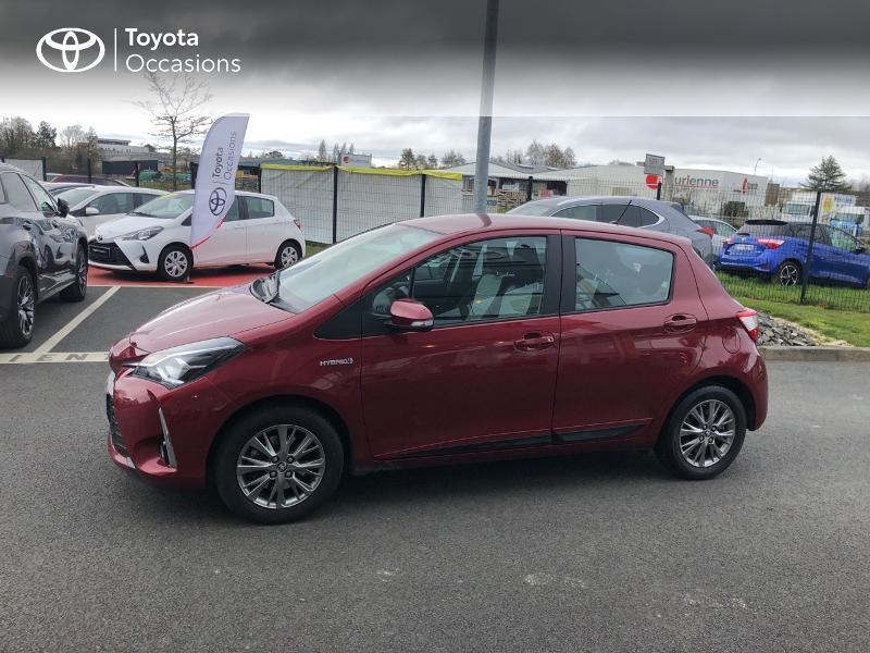 Photo 20 de l'offre de TOYOTA Yaris 100h Dynamic 5p MY19 à 13990€ chez Rizzon Auto - Toyota St Brieuc