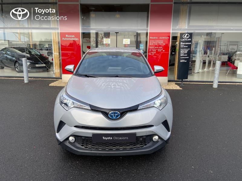 Photo 28 de l'offre de TOYOTA C-HR 122h Edition 2WD E-CVT RC18 à 21890€ chez Rizzon Auto - Toyota St Brieuc