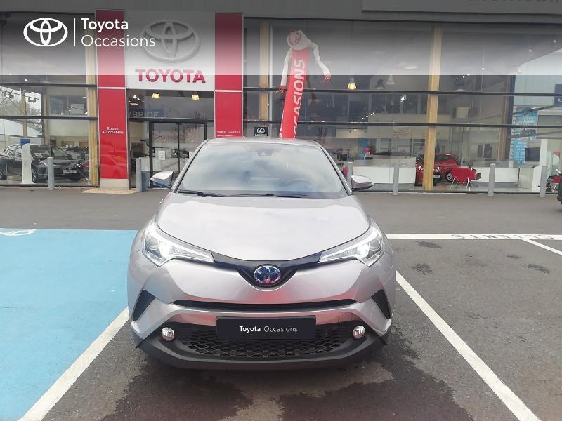 Photo 29 de l'offre de TOYOTA C-HR 122h Edition 2WD E-CVT RC18 à 21890€ chez Rizzon Auto - Toyota St Brieuc