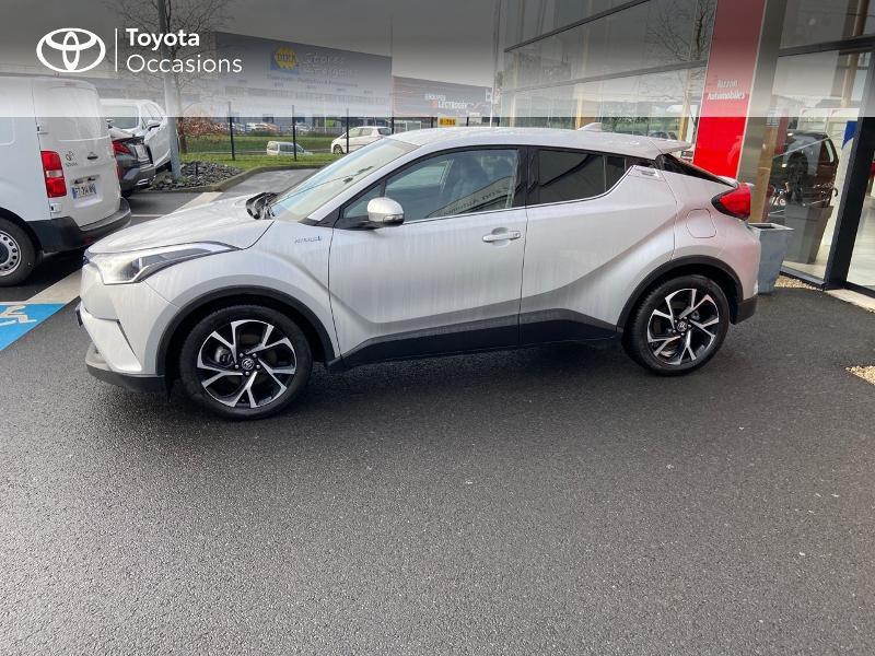 Photo 26 de l'offre de TOYOTA C-HR 122h Edition 2WD E-CVT RC18 à 21890€ chez Rizzon Auto - Toyota St Brieuc