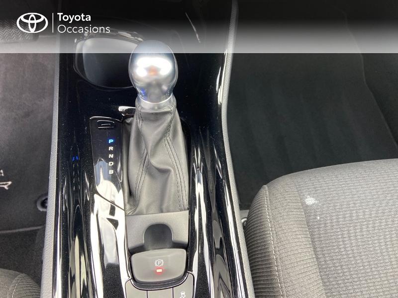 Photo 23 de l'offre de TOYOTA C-HR 122h Edition 2WD E-CVT RC18 à 21890€ chez Rizzon Auto - Toyota St Brieuc