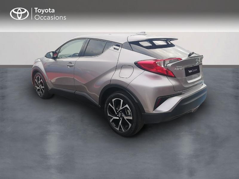 Photo 2 de l'offre de TOYOTA C-HR 122h Edition 2WD E-CVT RC18 à 21890€ chez Rizzon Auto - Toyota St Brieuc