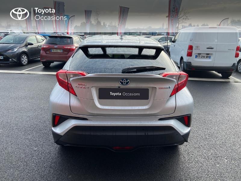 Photo 27 de l'offre de TOYOTA C-HR 122h Edition 2WD E-CVT RC18 à 21890€ chez Rizzon Auto - Toyota St Brieuc