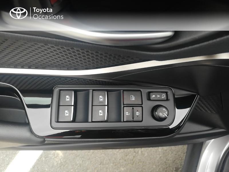 Photo 21 de l'offre de TOYOTA C-HR 122h Edition 2WD E-CVT RC18 à 21890€ chez Rizzon Auto - Toyota St Brieuc