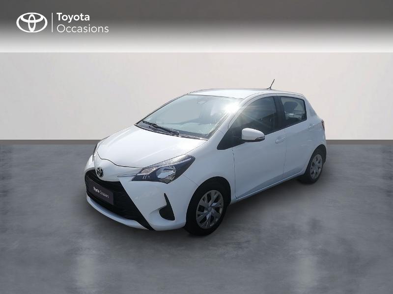 Toyota Yaris 70 VVT-i France 5p RC18 Essence blanc Occasion à vendre
