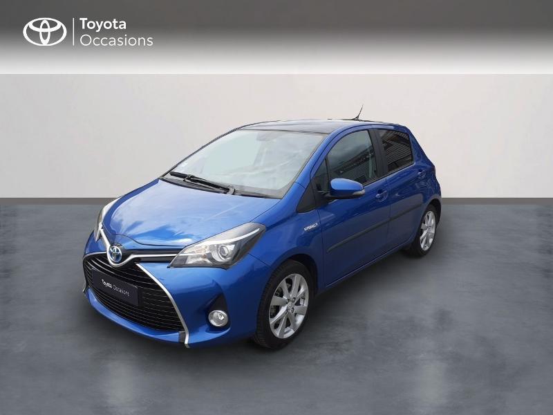 Toyota Yaris HSD 100h SkyBlue 5p Hybride bleu Occasion à vendre