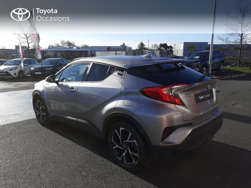 Photo 26 de l'offre de TOYOTA C-HR 122h Edition 2WD E-CVT RC18 à 20990€ chez Rizzon Auto - Toyota St Brieuc