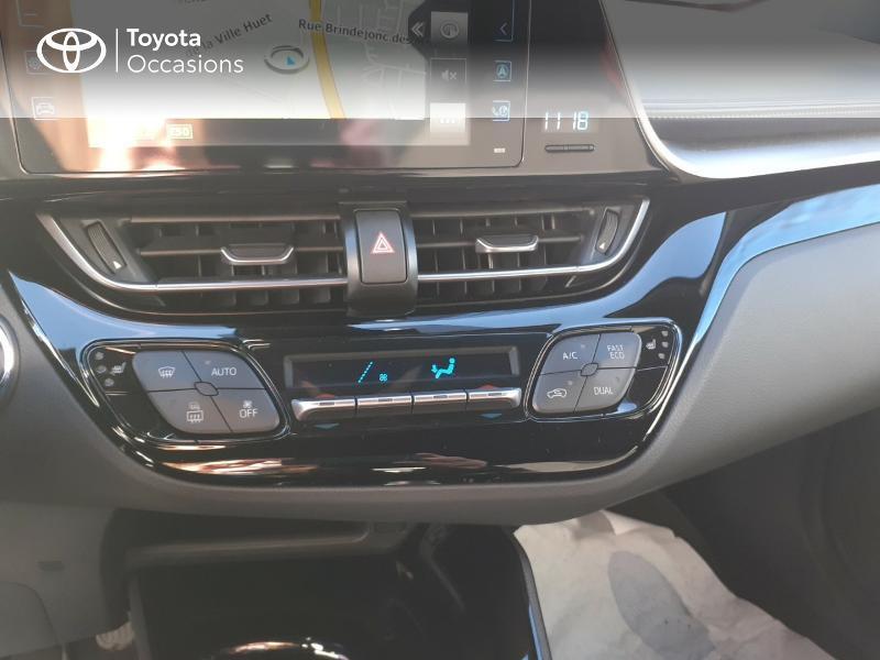 Photo 22 de l'offre de TOYOTA C-HR 122h Edition 2WD E-CVT RC18 à 20990€ chez Rizzon Auto - Toyota St Brieuc