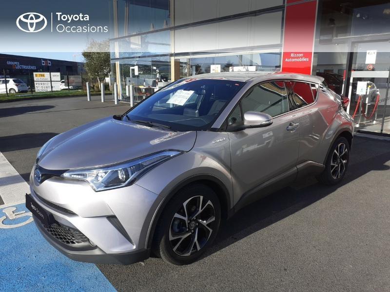 Photo 25 de l'offre de TOYOTA C-HR 122h Edition 2WD E-CVT RC18 à 20990€ chez Rizzon Auto - Toyota St Brieuc
