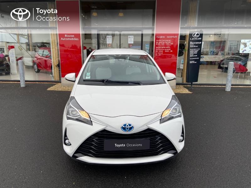 Photo 28 de l'offre de TOYOTA Yaris 100h Dynamic 5p à 12390€ chez Rizzon Auto - Toyota St Brieuc