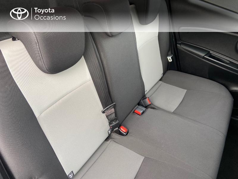 Photo 7 de l'offre de TOYOTA Yaris 100h Dynamic 5p à 12390€ chez Rizzon Auto - Toyota St Brieuc
