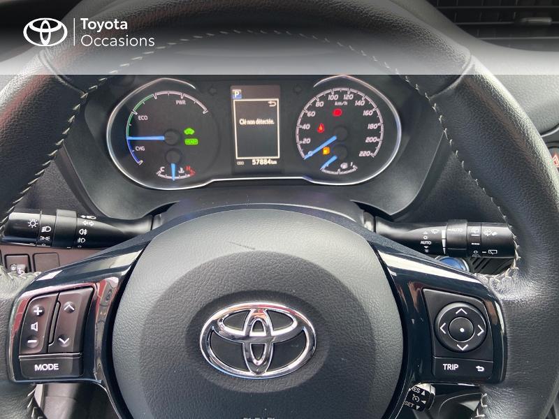 Photo 13 de l'offre de TOYOTA Yaris 100h Dynamic 5p à 12390€ chez Rizzon Auto - Toyota St Brieuc