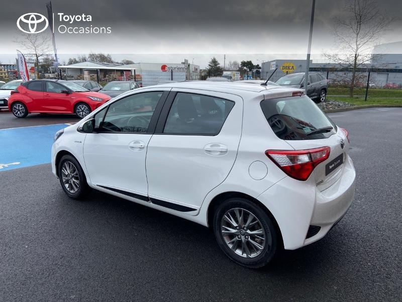 Photo 25 de l'offre de TOYOTA Yaris 100h Dynamic 5p à 12390€ chez Rizzon Auto - Toyota St Brieuc