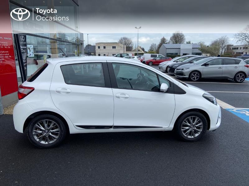 Photo 17 de l'offre de TOYOTA Yaris 100h Dynamic 5p à 12390€ chez Rizzon Auto - Toyota St Brieuc