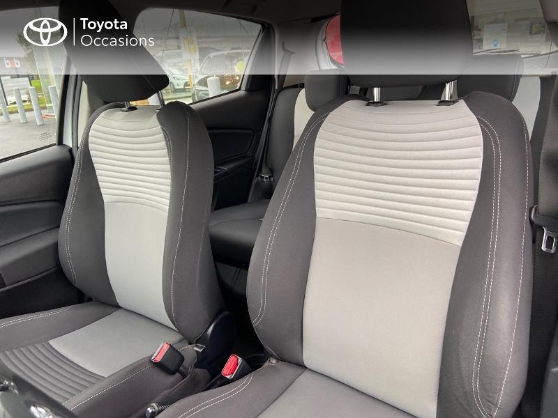 Photo 11 de l'offre de TOYOTA Yaris 100h Dynamic 5p à 12390€ chez Rizzon Auto - Toyota St Brieuc