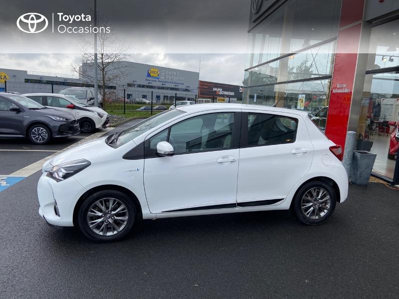 Photo 26 de l'offre de TOYOTA Yaris 100h Dynamic 5p à 12390€ chez Rizzon Auto - Toyota St Brieuc