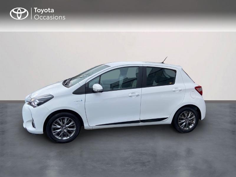 Photo 3 de l'offre de TOYOTA Yaris 100h Dynamic 5p à 12390€ chez Rizzon Auto - Toyota St Brieuc