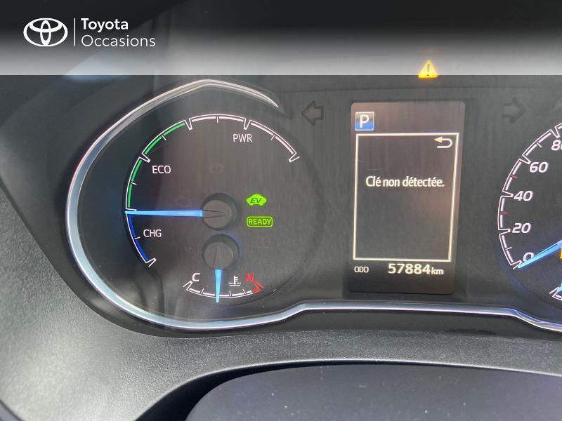 Photo 14 de l'offre de TOYOTA Yaris 100h Dynamic 5p à 12390€ chez Rizzon Auto - Toyota St Brieuc