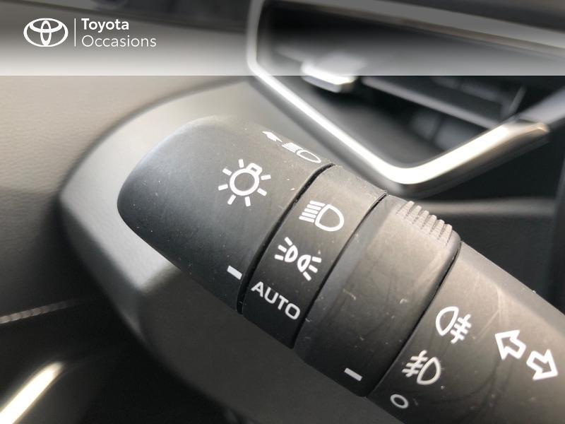 Photo 17 de l'offre de TOYOTA Corolla 122h Dynamic Business à 20890€ chez Rizzon Auto - Toyota St Brieuc