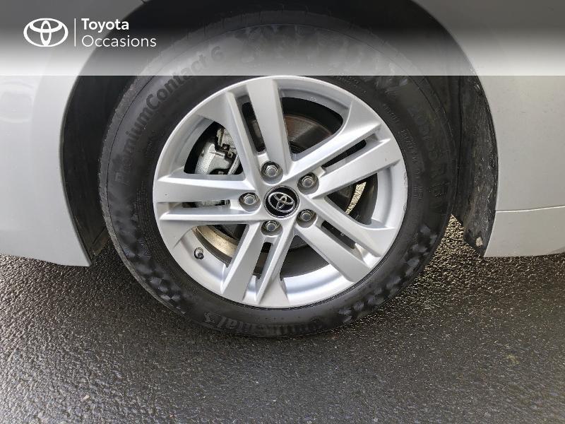 Photo 16 de l'offre de TOYOTA Corolla 122h Dynamic Business à 20890€ chez Rizzon Auto - Toyota St Brieuc