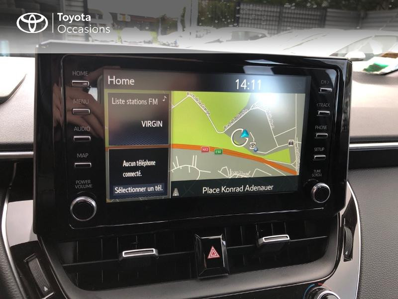 Photo 15 de l'offre de TOYOTA Corolla 122h Dynamic Business à 20890€ chez Rizzon Auto - Toyota St Brieuc