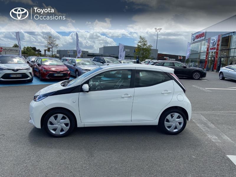 Photo 27 de l'offre de TOYOTA Aygo 1.0 VVT-i 72ch x-play 5p à 8990€ chez Rizzon Auto - Toyota St Brieuc