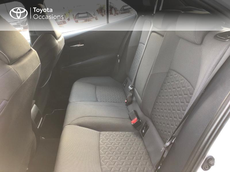 Photo 12 de l'offre de TOYOTA Corolla 122h Dynamic Business à 20890€ chez Rizzon Auto - Toyota St Brieuc