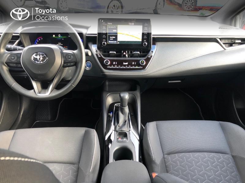 Photo 8 de l'offre de TOYOTA Corolla 122h Dynamic Business à 20890€ chez Rizzon Auto - Toyota St Brieuc