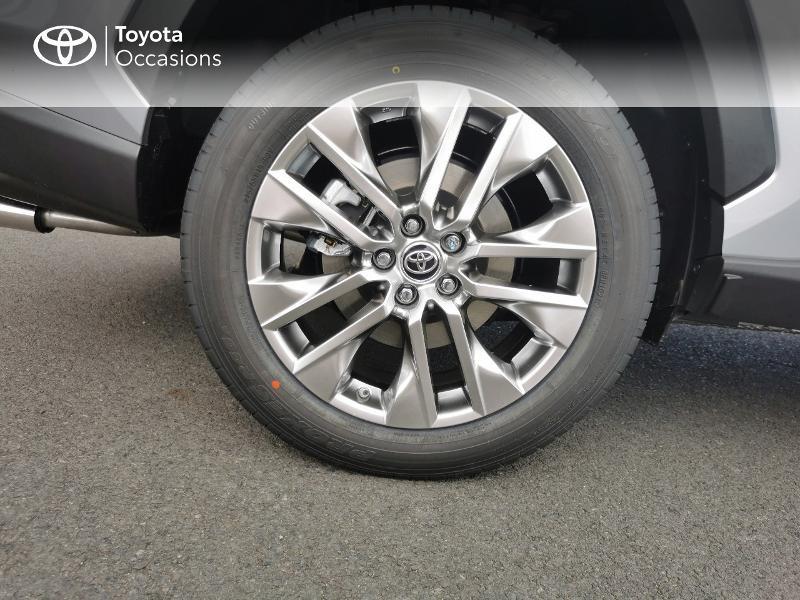 Photo 16 de l'offre de TOYOTA RAV4 Hybride 222ch Lounge AWD-i MY21 à 48990€ chez Rizzon Auto - Toyota St Brieuc