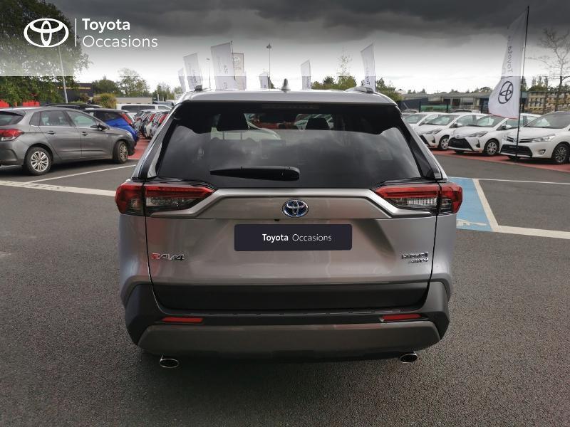 Photo 20 de l'offre de TOYOTA RAV4 Hybride 222ch Lounge AWD-i MY21 à 48990€ chez Rizzon Auto - Toyota St Brieuc
