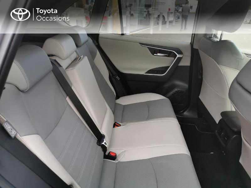 Photo 7 de l'offre de TOYOTA RAV4 Hybride 222ch Lounge AWD-i MY21 à 48990€ chez Rizzon Auto - Toyota St Brieuc