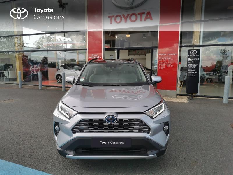 Photo 21 de l'offre de TOYOTA RAV4 Hybride 222ch Lounge AWD-i MY21 à 48990€ chez Rizzon Auto - Toyota St Brieuc