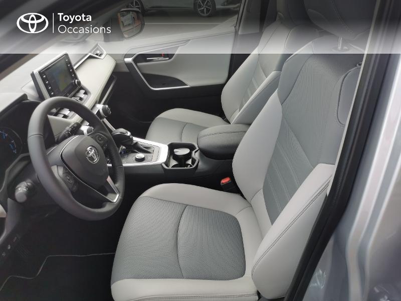 Photo 11 de l'offre de TOYOTA RAV4 Hybride 222ch Lounge AWD-i MY21 à 48990€ chez Rizzon Auto - Toyota St Brieuc