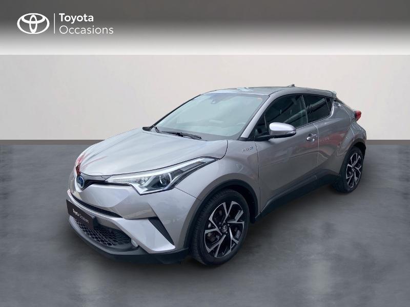 Photo 1 de l'offre de TOYOTA C-HR 122h Edition 2WD E-CVT RC18 à 20490€ chez Rizzon Auto - Toyota St Brieuc