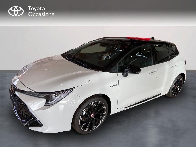 Toyota Corolla 122h GR Sport MY21 Hybride Gris Clair Métal Occasion à vendre