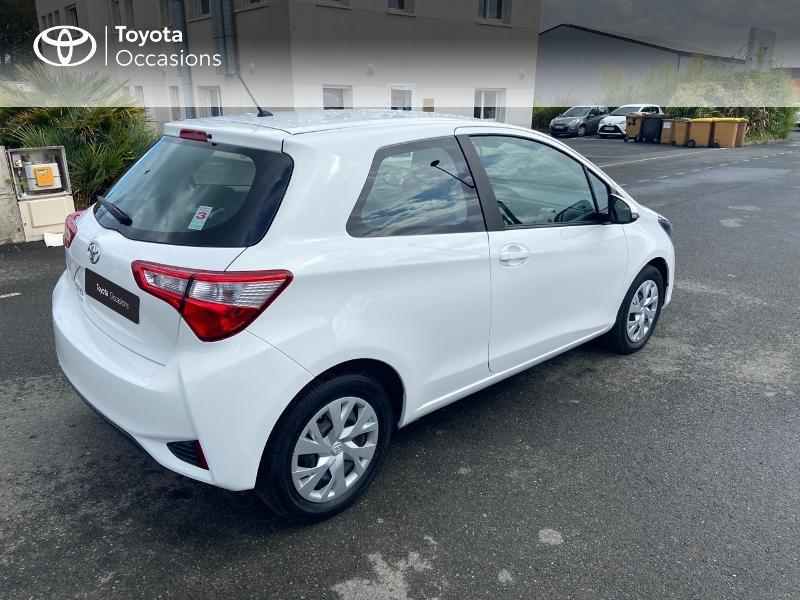 Photo 18 de l'offre de TOYOTA Yaris 70 VVT-i France 3p RC18 à 9790€ chez Rizzon Auto - Toyota St Brieuc