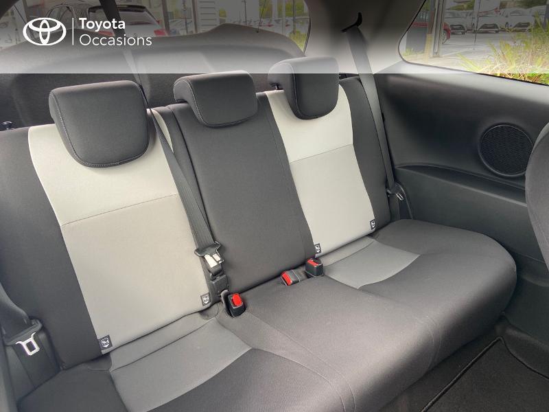 Photo 7 de l'offre de TOYOTA Yaris 70 VVT-i France 3p RC18 à 9790€ chez Rizzon Auto - Toyota St Brieuc