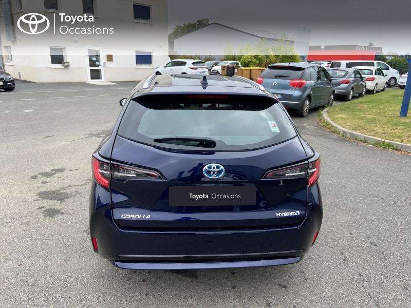 Photo 28 de l'offre de TOYOTA Corolla Touring Spt 122h Dynamic Business MY21 + Stage Hybrid Academy à 28990€ chez Rizzon Auto - Toyota St Brieuc