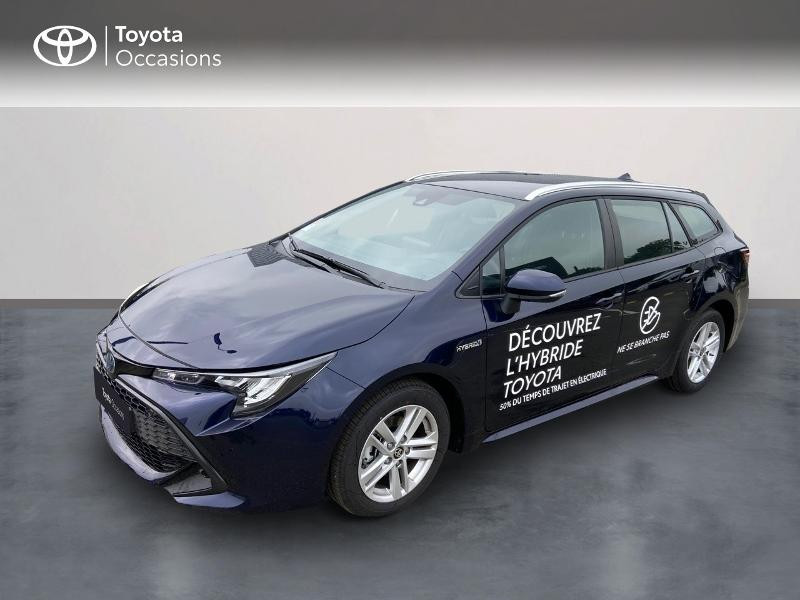 Photo 1 de l'offre de TOYOTA Corolla Touring Spt 122h Dynamic Business MY21 + Stage Hybrid Academy à 28990€ chez Rizzon Auto - Toyota St Brieuc
