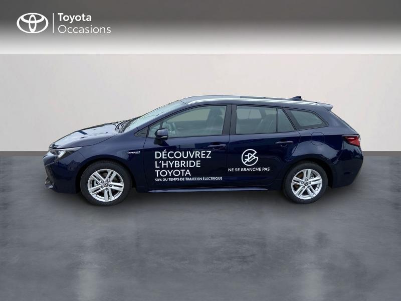 Photo 3 de l'offre de TOYOTA Corolla Touring Spt 122h Dynamic Business MY21 + Stage Hybrid Academy à 28990€ chez Rizzon Auto - Toyota St Brieuc